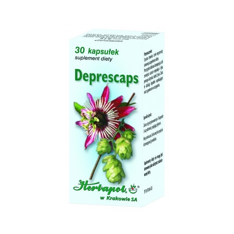 Deprescaps 30 kaps. HERBAPOL