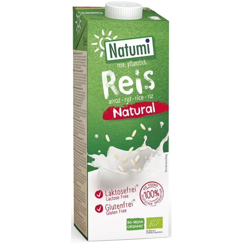 Napój ryżowy bezglutenowy 1l NATUMI