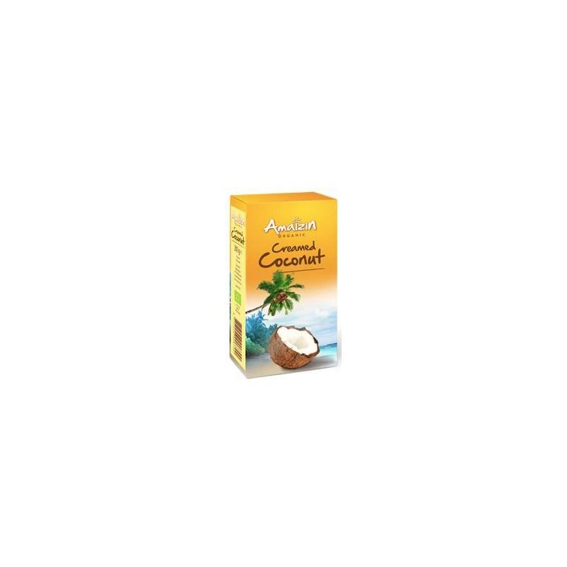 Pasta kokosowa bio 200g AMAIZIN