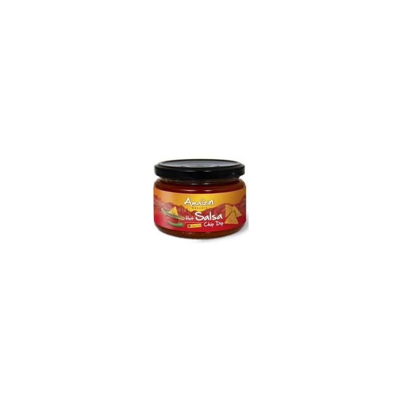 Sos salsa pikantny BIO 260g AMAIZIN