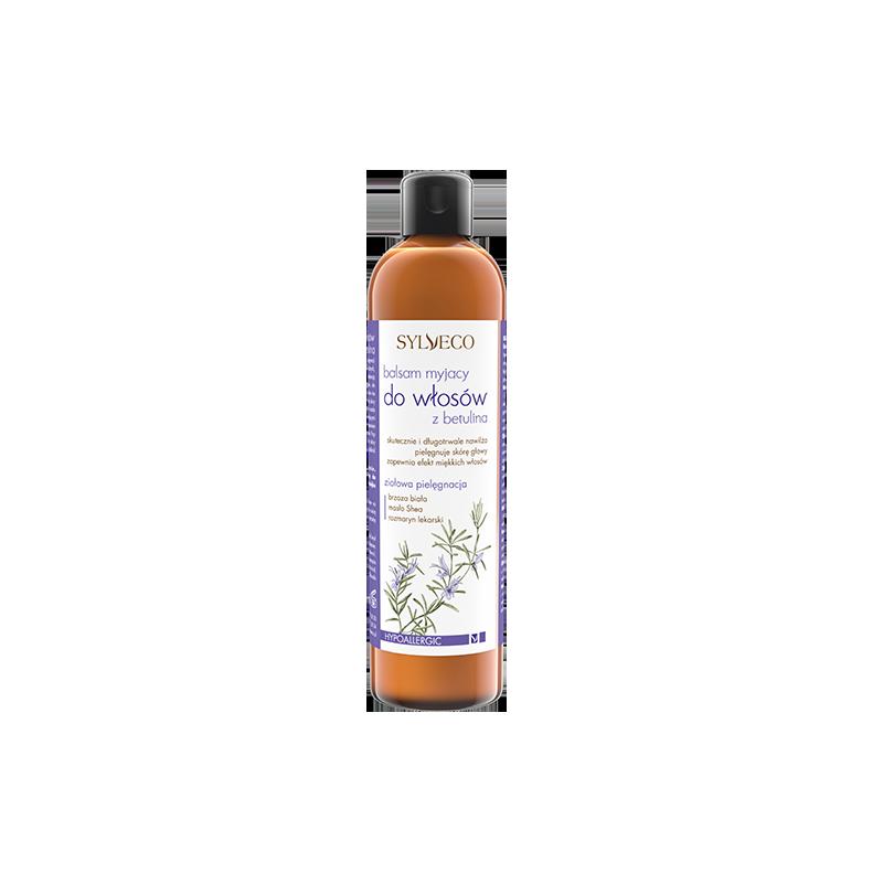 Balsam myjący do włosów z betuliną