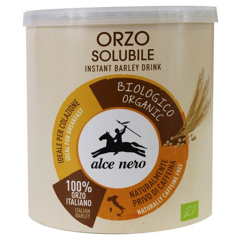 Kawa zbożowa instant bio 125g ALCE NERO