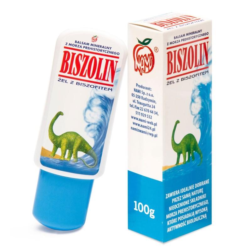 Biszolin żel z biszofitem 100g