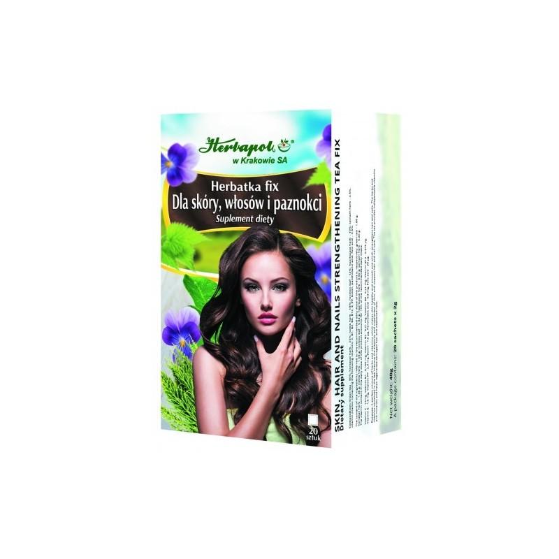 Herb. dla skóry, włosów i paznokci fix HERBAPOL