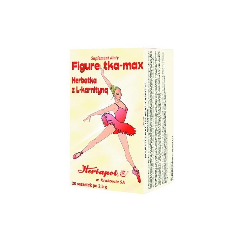 Herb. figuretka max z L-karnityną fix HERBAPOL