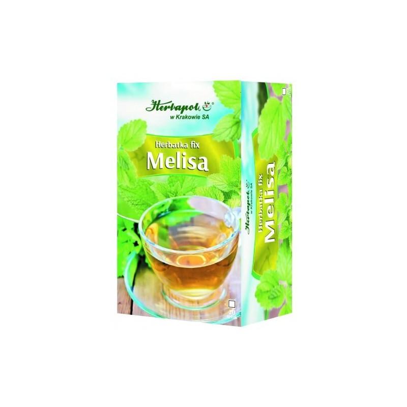 Herb. fix melisa 1,5g*20szt. HERBAPOL