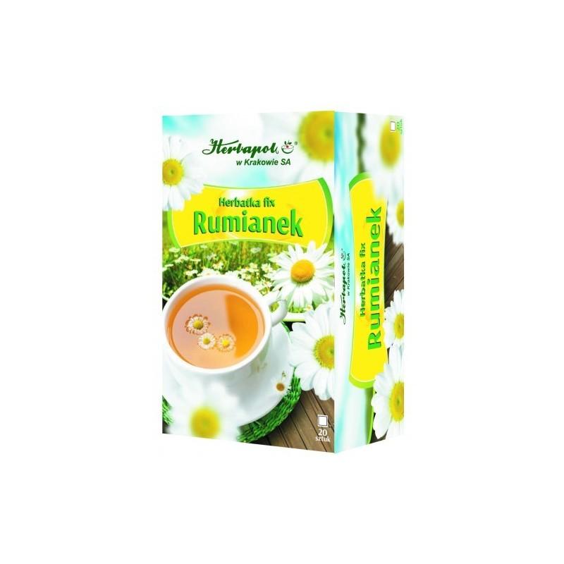Herb. fix rumianek 1,5g*20szt. HERBAPOL