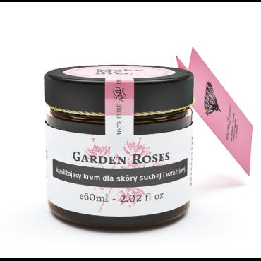 Garden Roses Nawilżający krem dla skóry suchej i wrażliwej