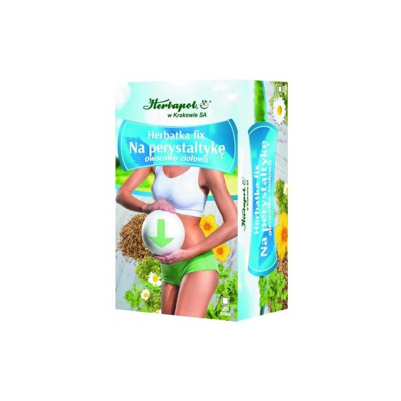 Herb na perystaltykę fix 2g*20szt. HERBAPOL