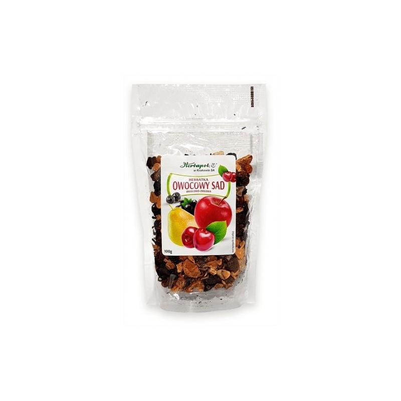 Herb. owocowy sad 100g HERBAPOL