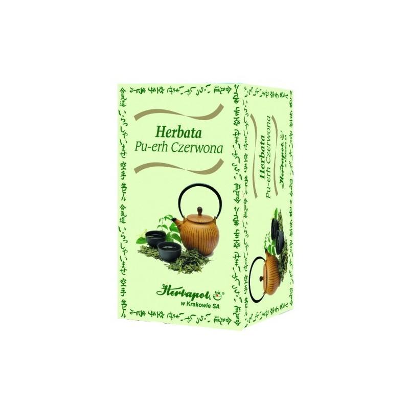 Herb. pu-erh 100g HERBAPOL