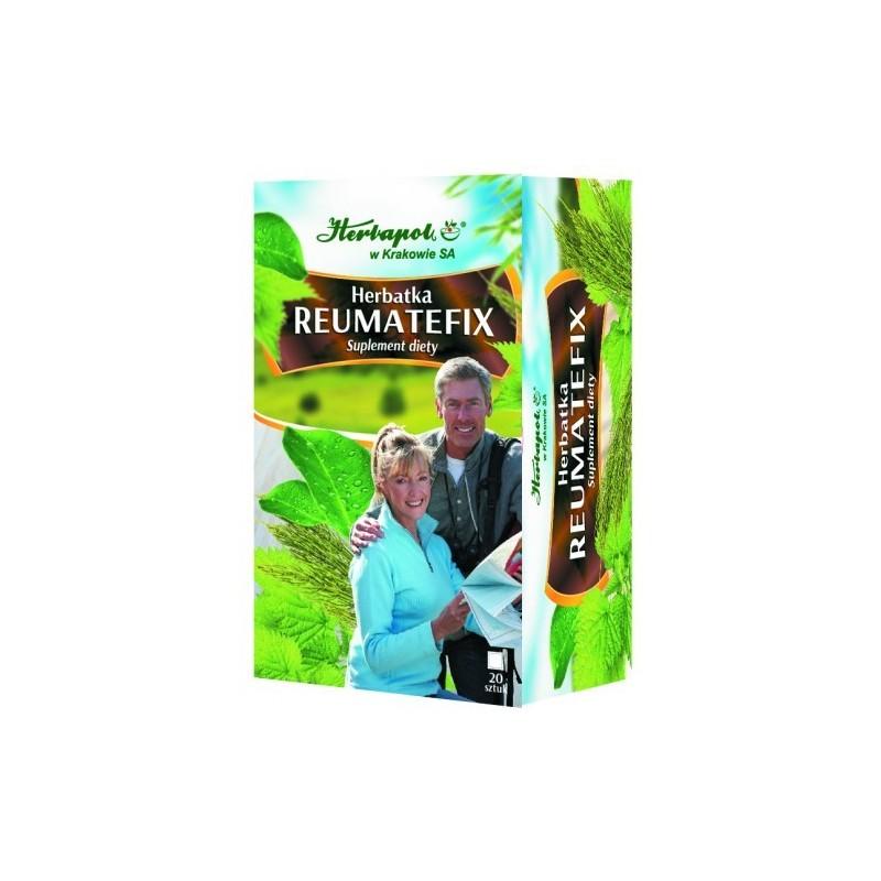 Herb. reumatefix 2g*20szt. HERBAPOL