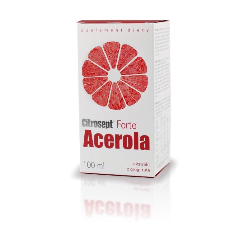 Citrosept Forte Acerola 100ml