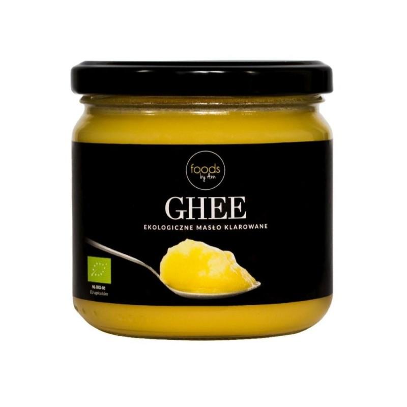 Ekologiczne masło klarowane Ghee 300g FOODS BY ANN