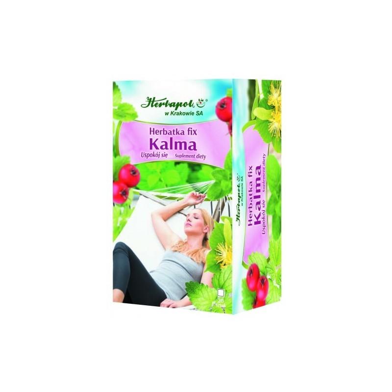 Herbata kalma fix uspokój się 20*2g HERBAPOL