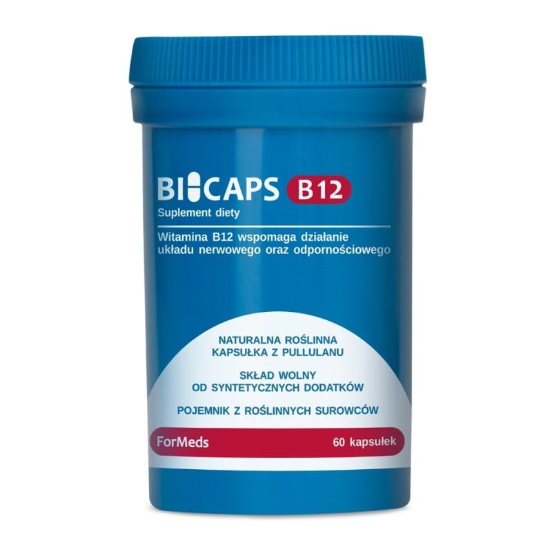 Bicaps B12 60 kaps. FORMEDS