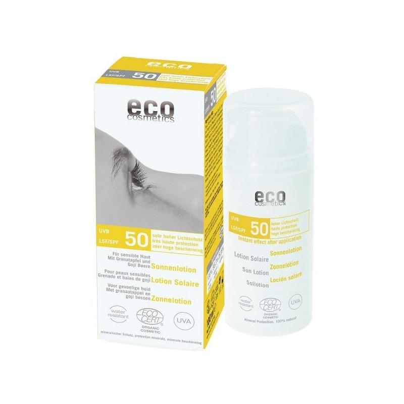 SPF 50 emulsja na słońce 100ml ECO COSMETICS
