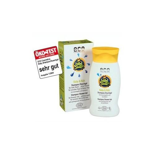 Szampon / Żel pod prysznic dla dzieci i niemowląt eko 200ml ECO COSMETICS
