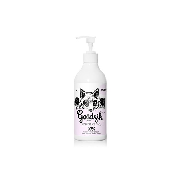 Balsam do rąk Goździk 500ml YOPE