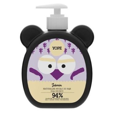 Mydło w płynie dla dzieci Jaśmin 400ml YOPE