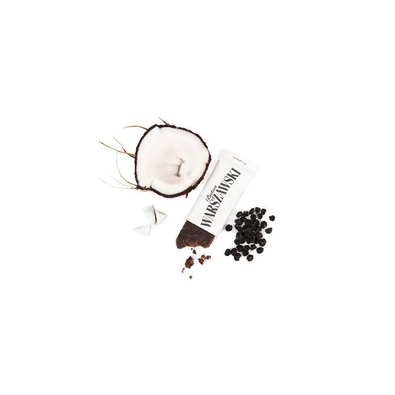 Baton Warszawski - czarna porzeczka i kokos 60 g BATON WARSZAWSKI