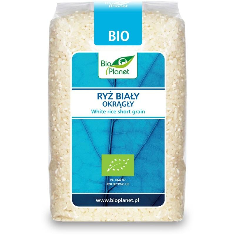 Ryż biały okrągły bio 500g