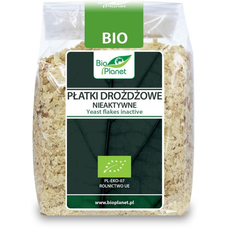 Płatki drożdżowe nieaktywne bio 100g