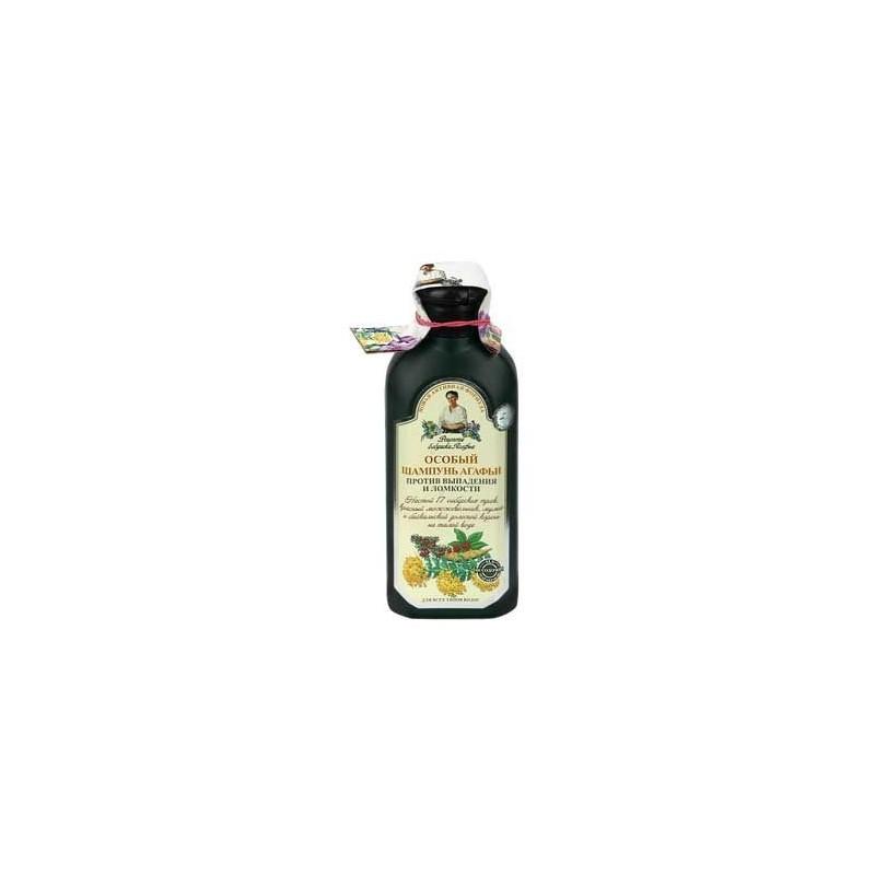 Szampon ziołowy specjalny przeciwko wypadaniu 350ml RECEPTURY BABCI AGAFI