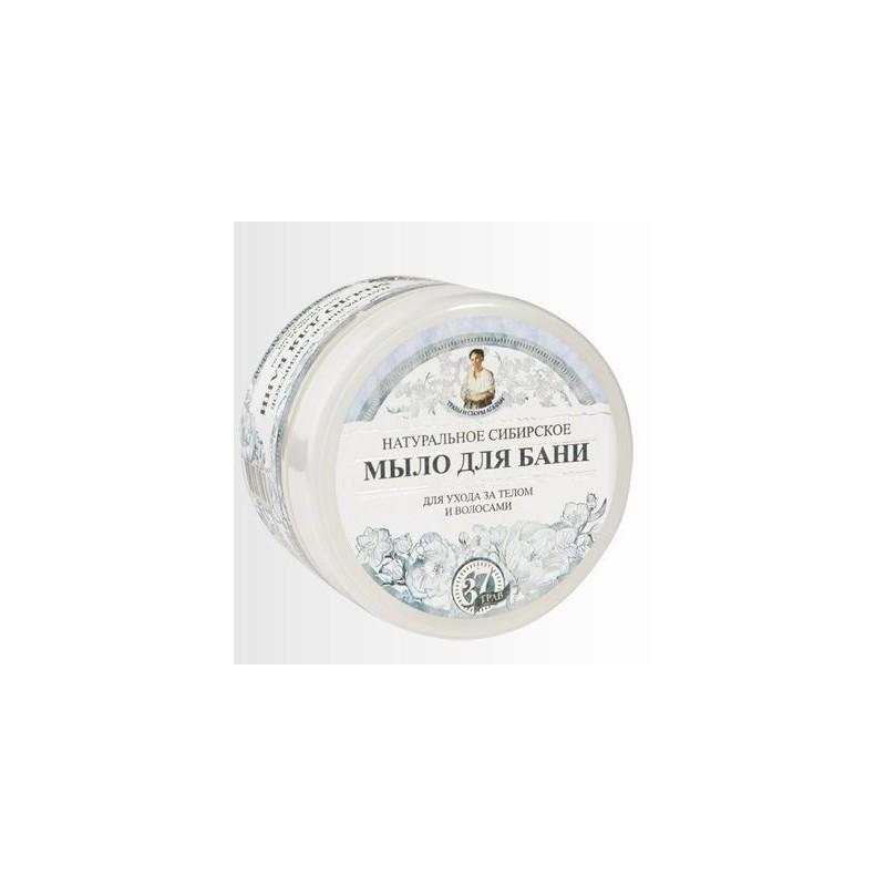 Mydło ziołowe białe 500ml AGAFI