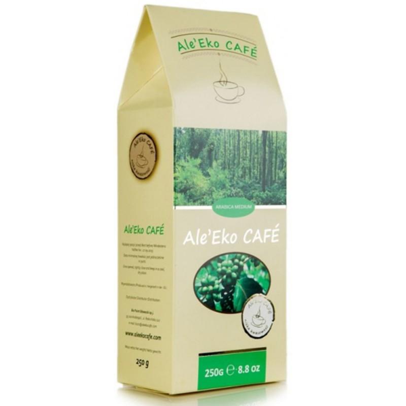 Kawa mielona arabica bio 250 g ALE EKO CAFE