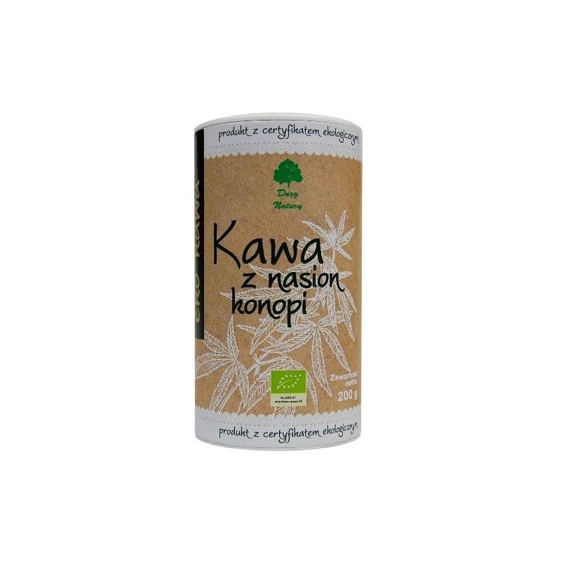 Kawa z nasion konpi bio 250g DARY NATURY