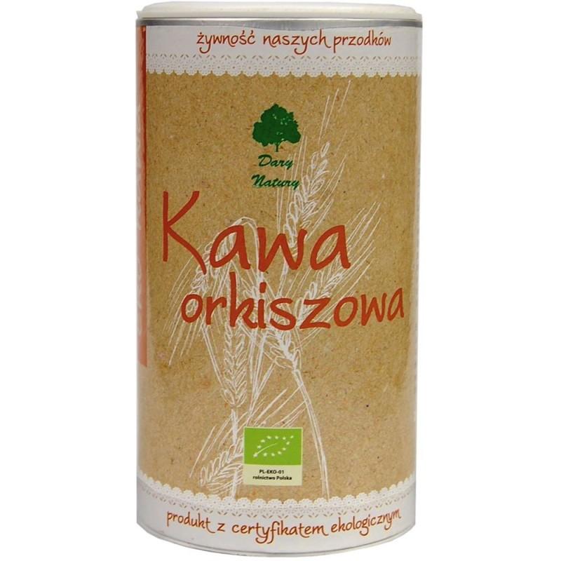 Kawa orkiszowa bio 200g DARY NATURY