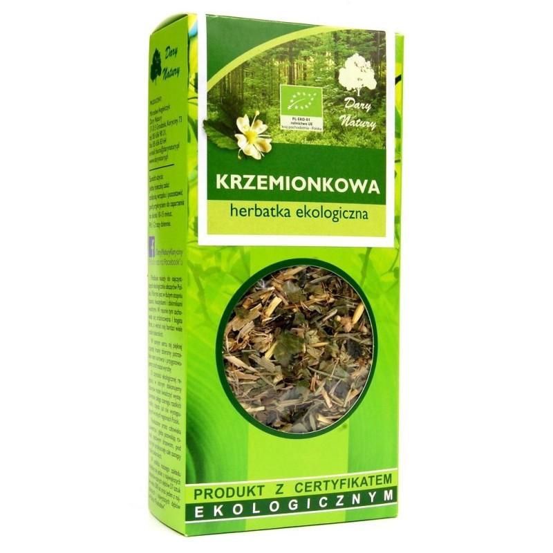 Herbata krzemionkowa bio 50g DARY NATURY