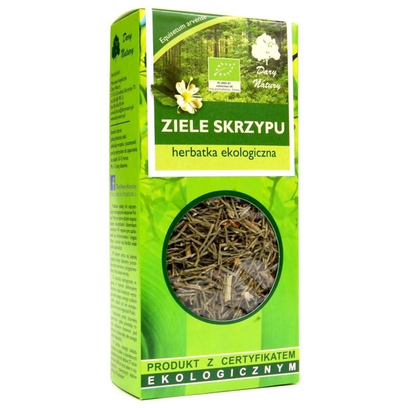 Herbata ziele skrzypu bio 25g DARY NATURY