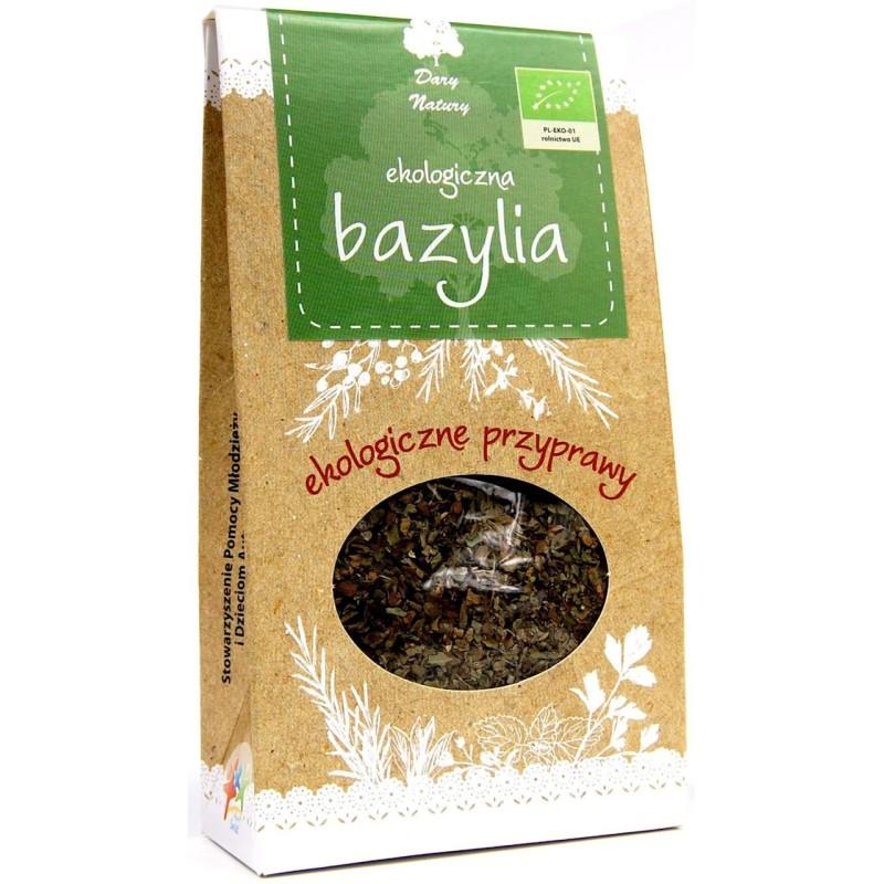 Bazylia bio 25g DARY NATURY