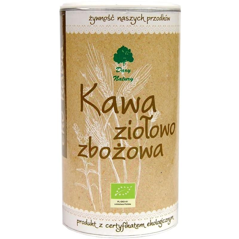 Kawa ziołowo-zbożowa bio 200g DARY NATURY