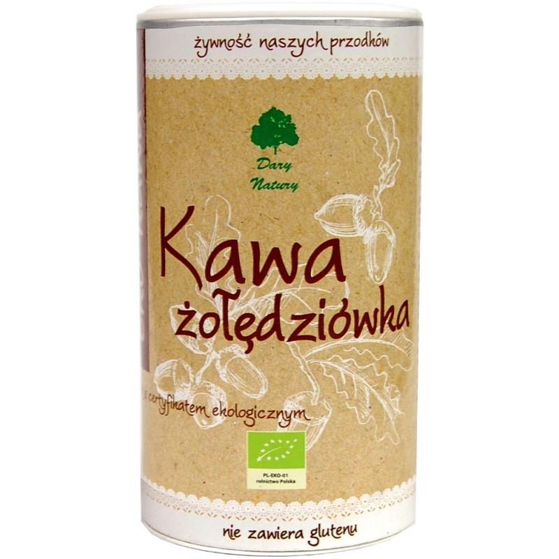 Kawa żołędziówka bio 200g DARY NATURY