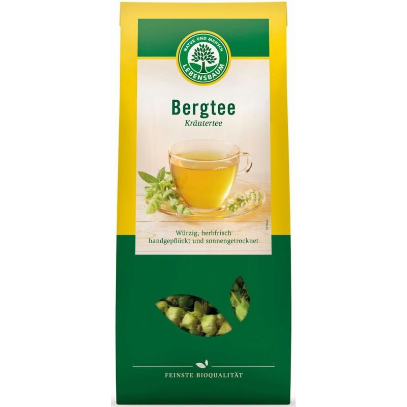 Herbata górska (gojnik) bio 30g LEBENSBAUM