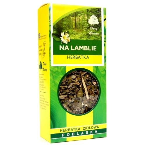 Herbatka na lamblie 50g DARY NATURY