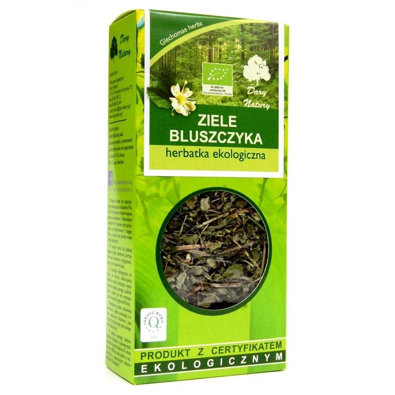 Ziele bluszczyka 25g bio DARY NATURY