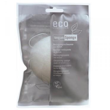 Gąbka Konjac do twarzy i ciała Eco COSMETICS