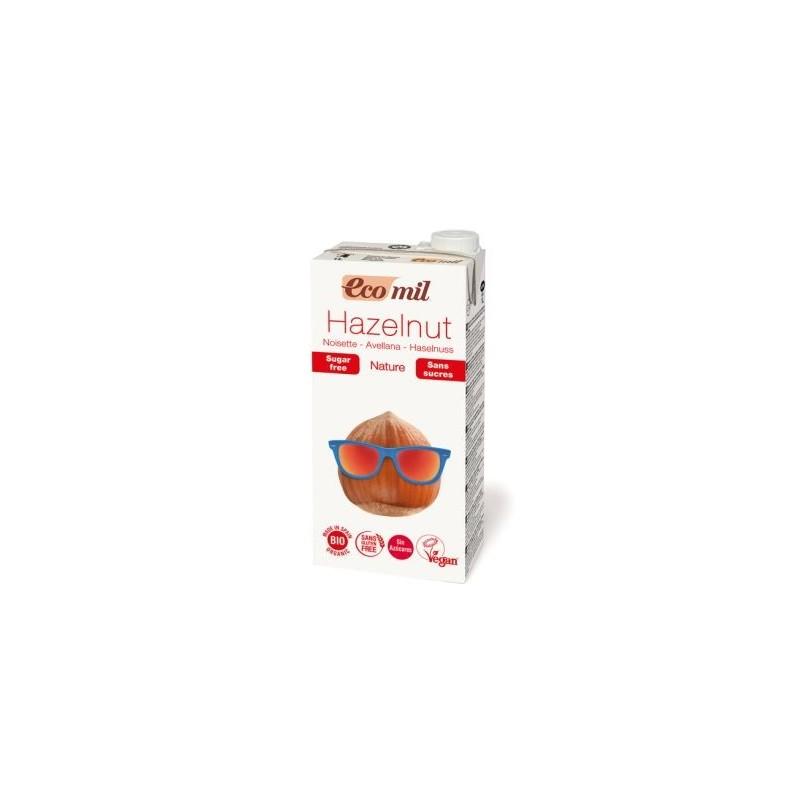 Napój z orzechów laskowych niesłodzony BIO 1L ECOMIL