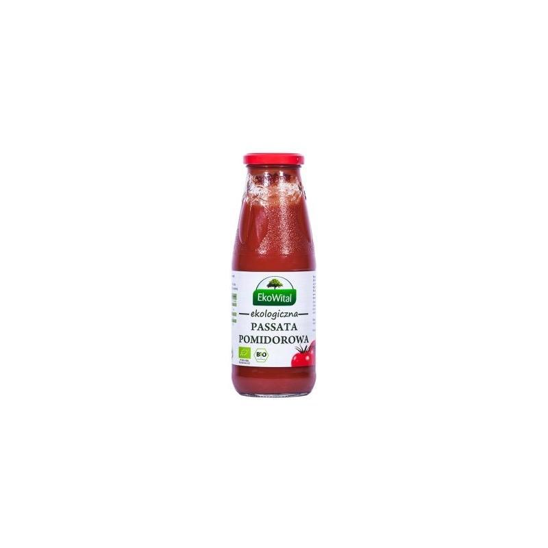 Passata pomidorowa BIO 680g EKOWITAL