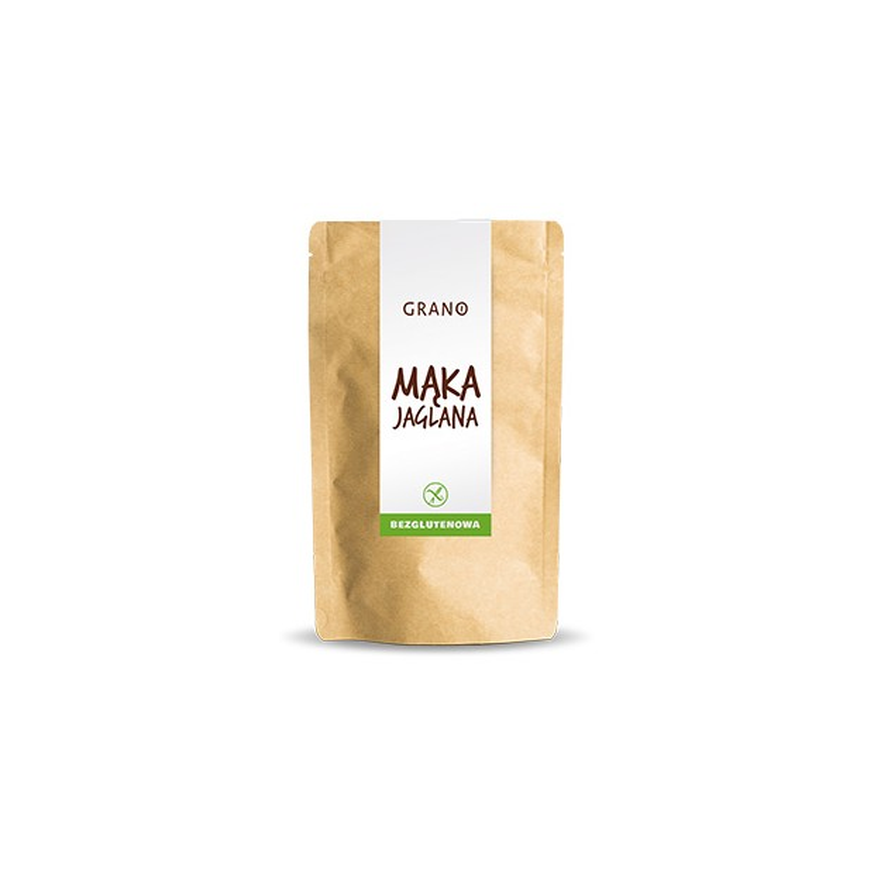 Mąka jaglana bezglutenowa 500g GRANO