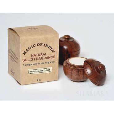 Naturalne perfumy Buddha Delight 6g SHAMASA