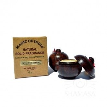 Naturalne perfumy Precious sandal 6g SHAMASA