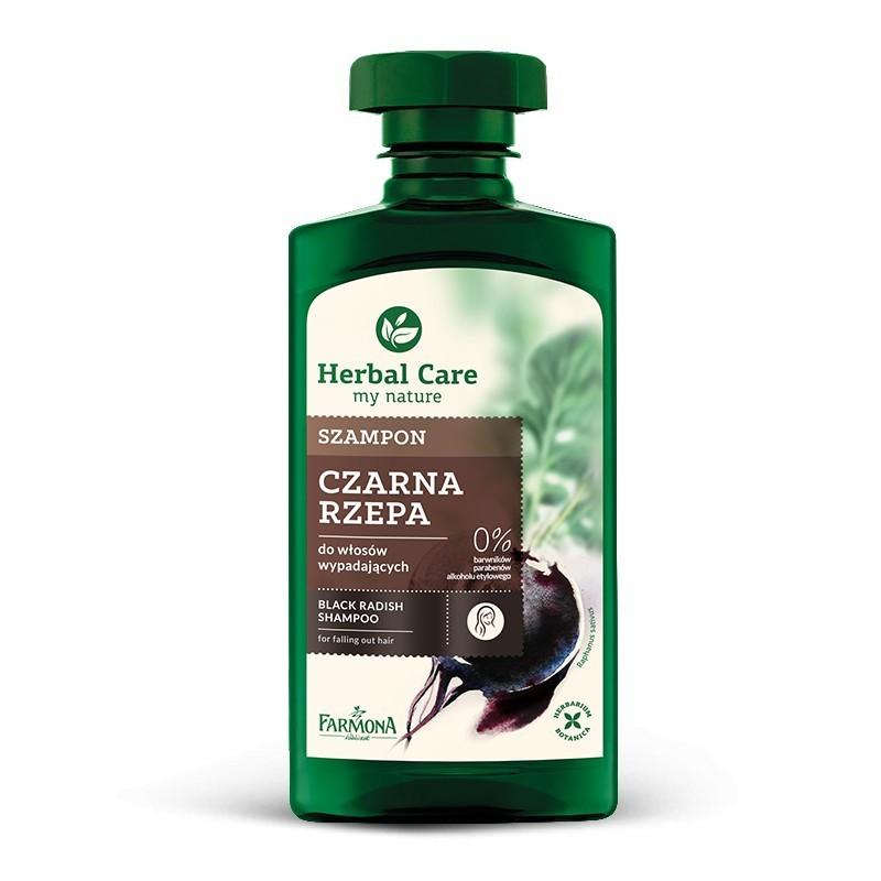 Szampon czarna rzepa 330 ml Herbal Care