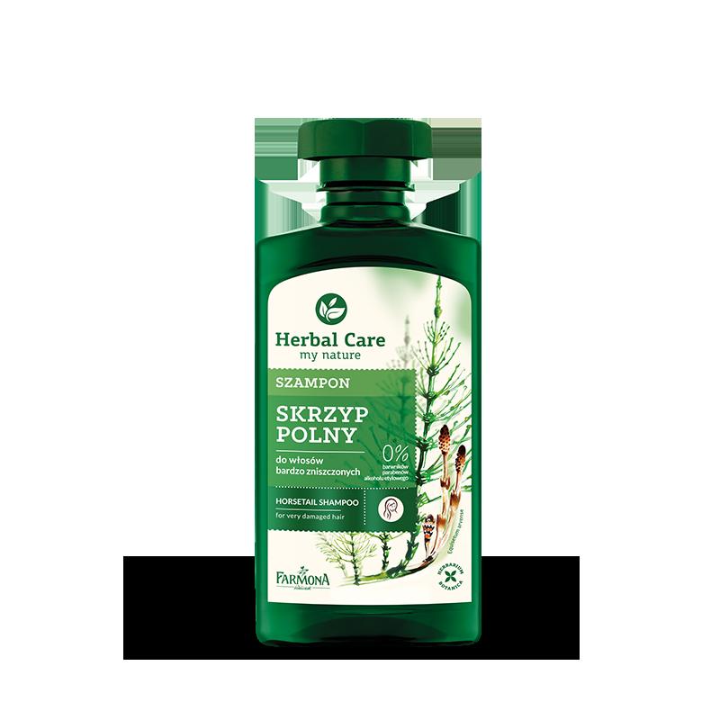 Szampon skrzyp polny 330 ml Herbal Care