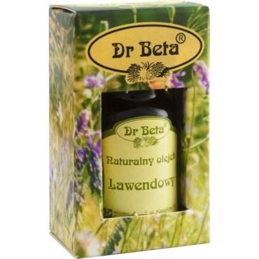 Naturalny olejek eteryczny lawendowy 9ml DR BETA