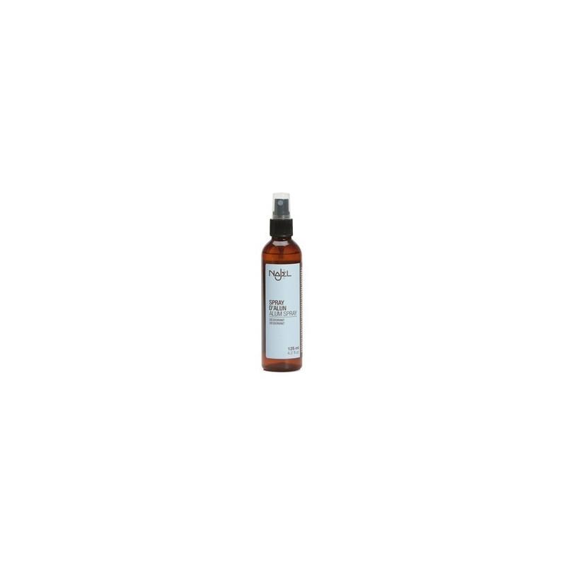 Naturalny dezodorant ałun w spray'u NAJEL